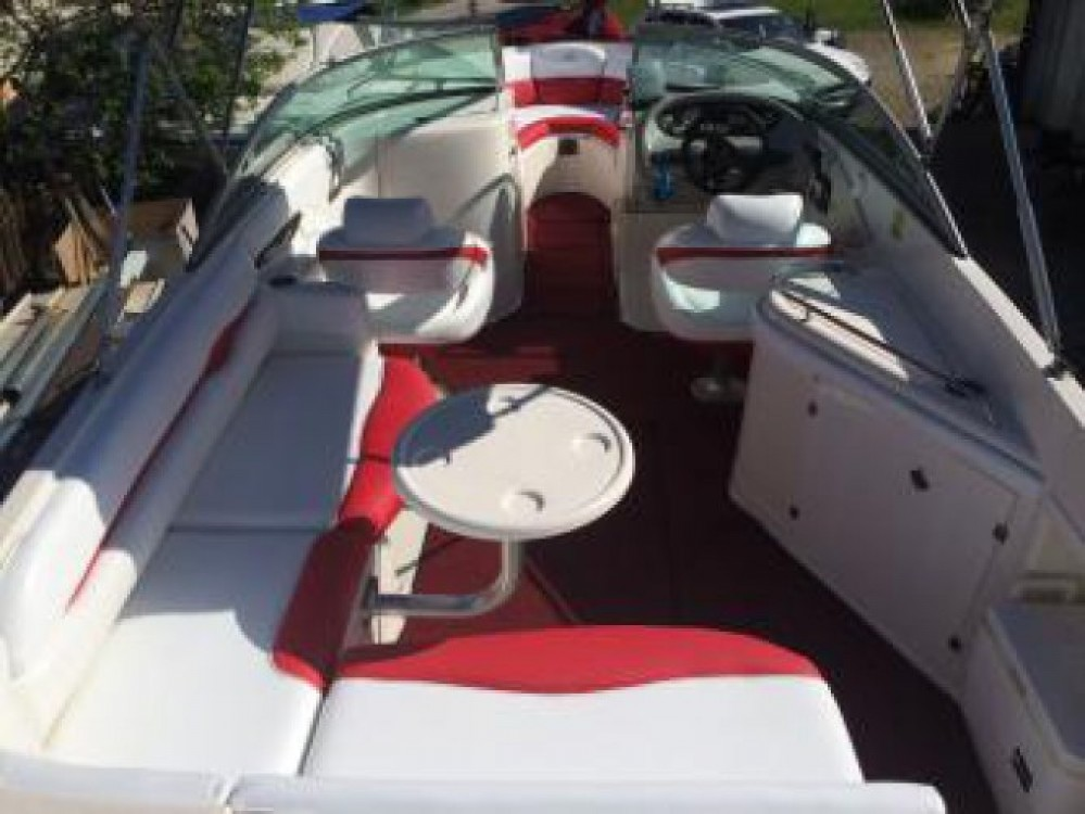 Hire Motor boat with or without skipper Monterey Tribunj