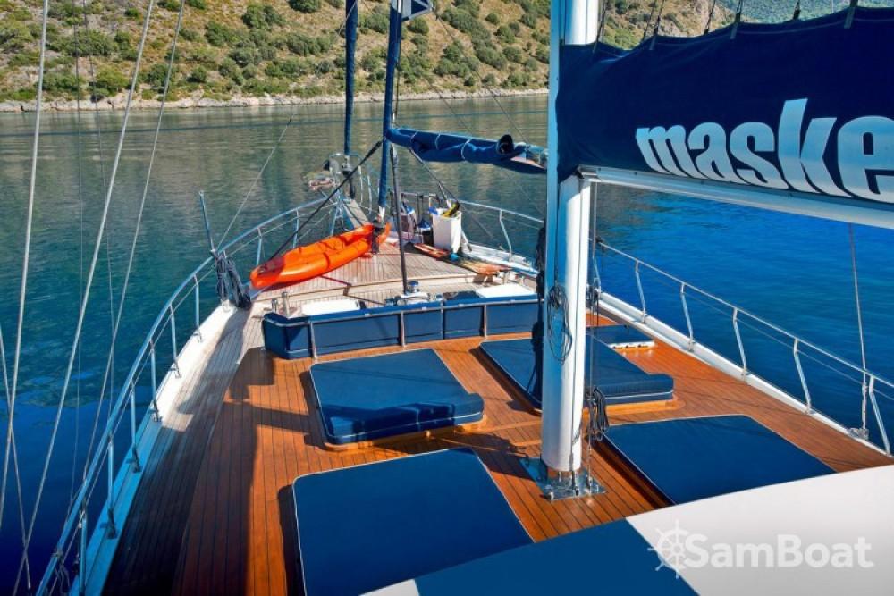 Rental yacht Croatia - Fethiye-Shipyard Gulet Maske on SamBoat