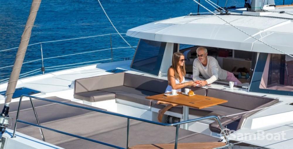 Alquiler Catamarán en Campania - Catana Bali 4.0 - 4 cab.