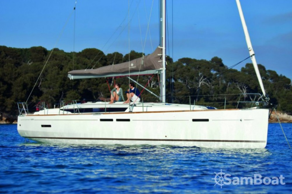 Alquiler de yate Campania - Jeanneau Sun Odyssey 449 en SamBoat