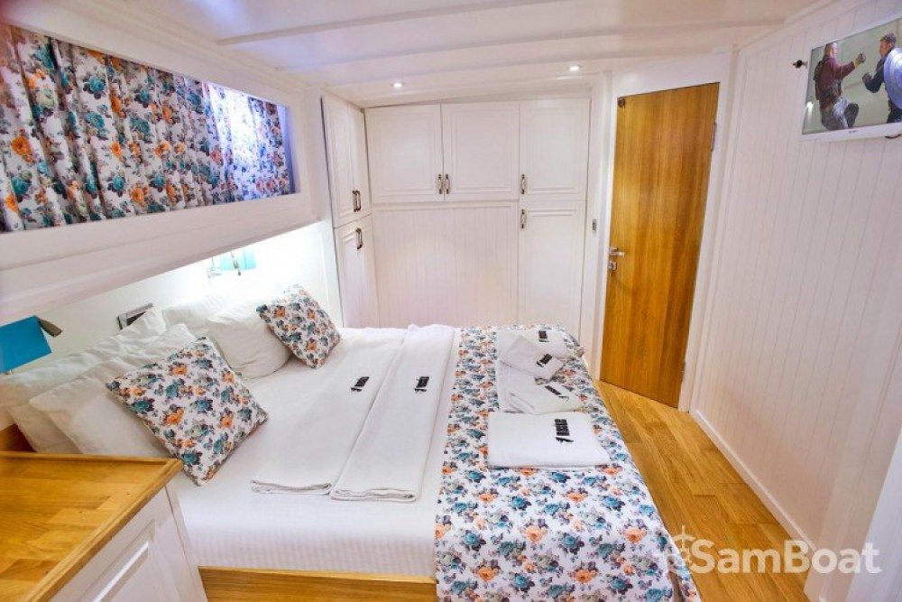 Boat rental Fethiye-Shipyard Gulet Maske in Croatia on Samboat