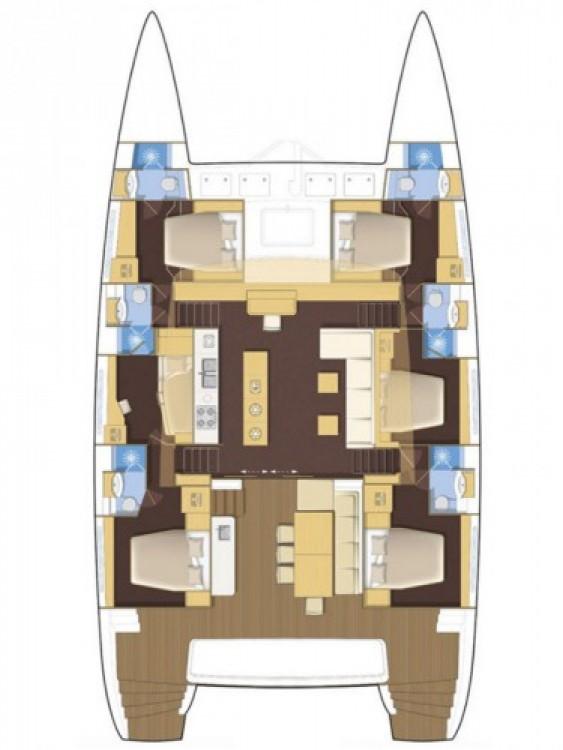 Alquiler de barcos Laurión barato de Lagoon 620