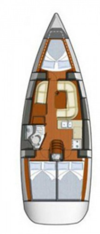 Jeanneau Sun Odyssey 36i entre particulares y profesional Central Greece
