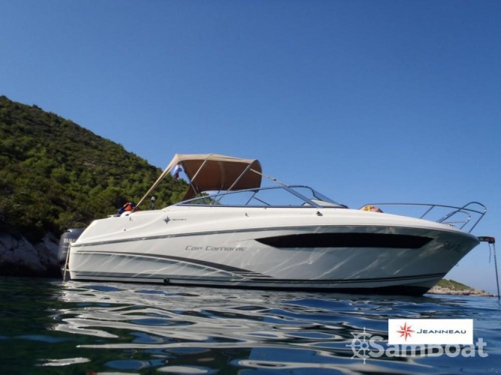 Boat rental Trogir cheap Cap Camarat 7.5 DC