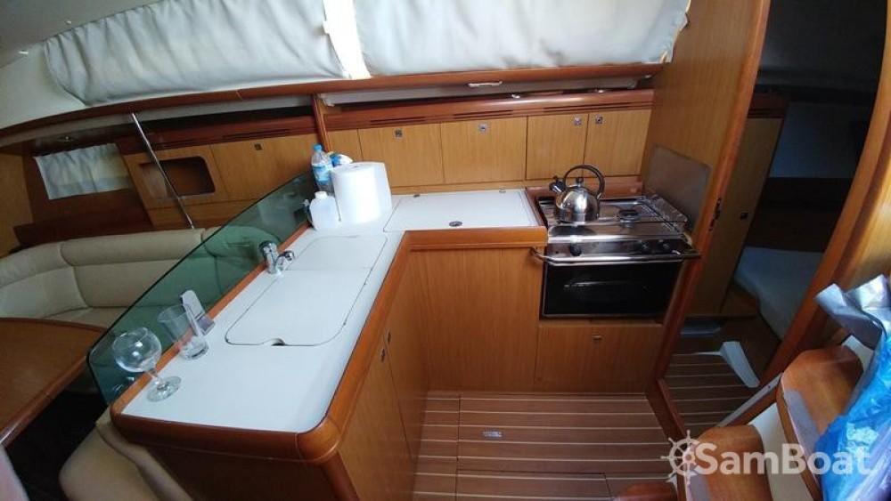 Boat rental Attica cheap Sun Odyssey 36i