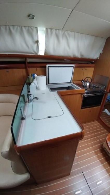 Rental Sailboat in Attica - Jeanneau Sun Odyssey 36i