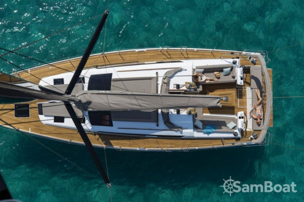 Dufour Dufour 520 Grand Large between personal and professional Primošten