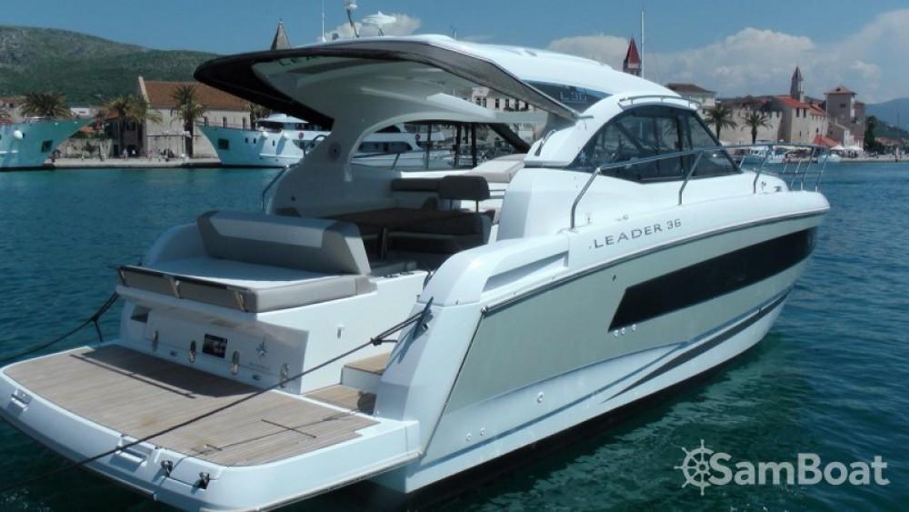 Rental yacht  - Jeanneau Leader 36 Open on SamBoat
