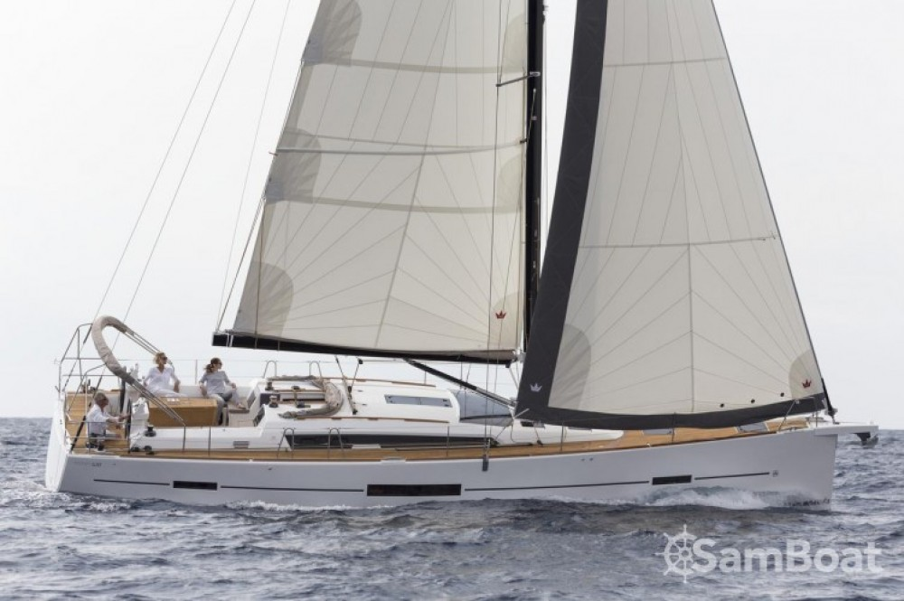Alquiler de barcos  barato de Dufour 520 Grand Large
