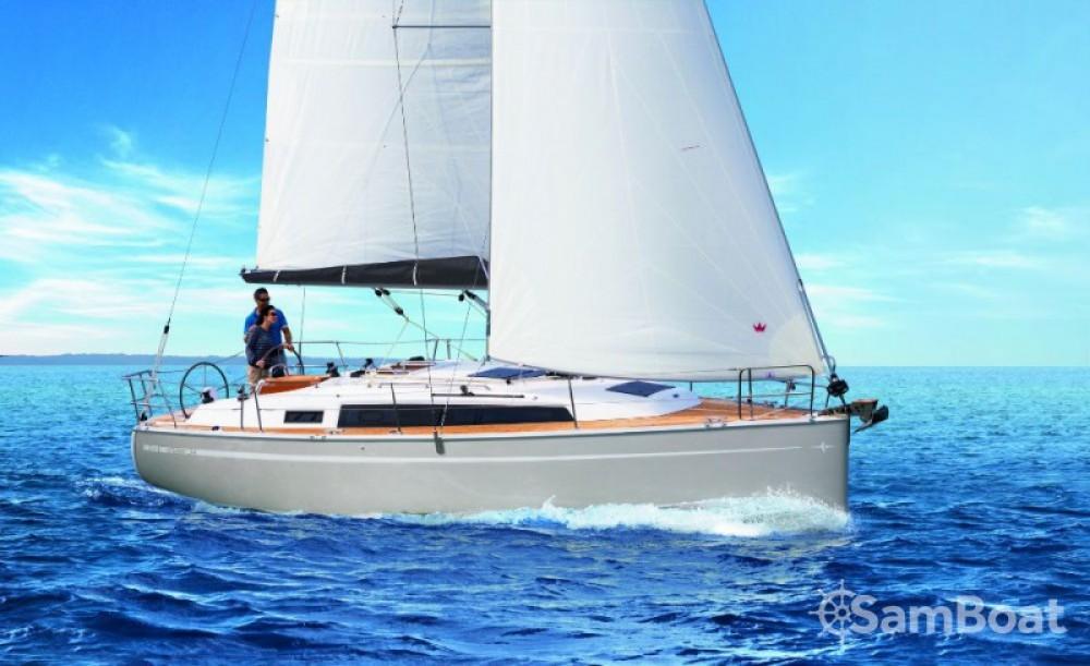 Alquiler Velero en Split - Bavaria Cruiser 34