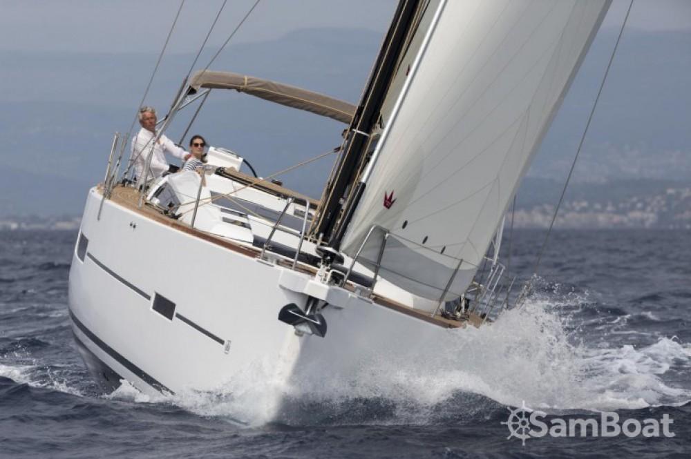 Alquiler de barcos Dufour Dufour 520 Grand Large en en Samboat