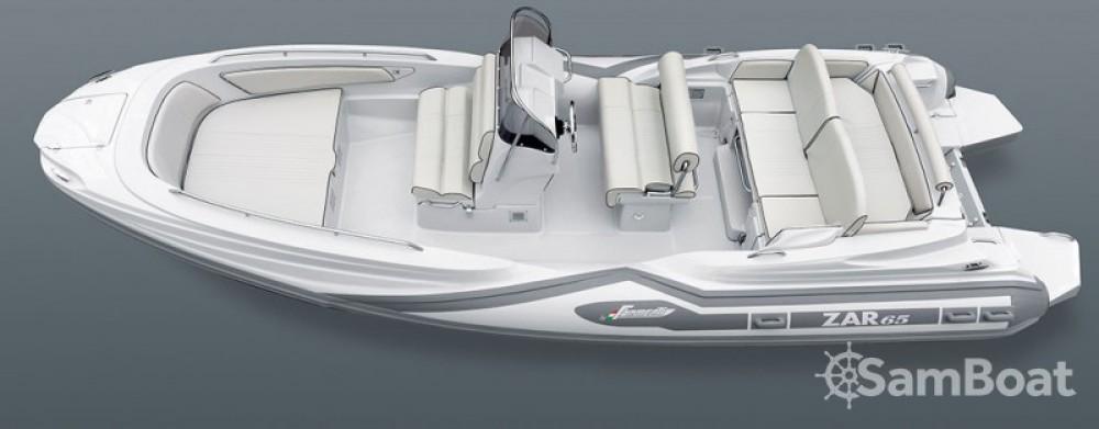 Alquiler de barcos Croacia barato de ZAR 65 CL