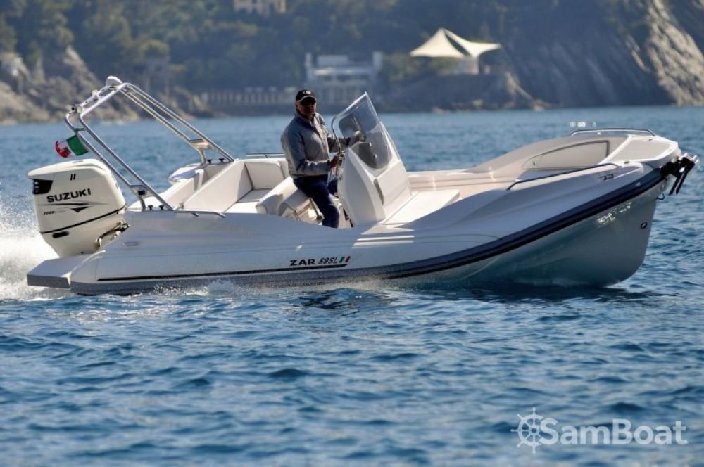 Alquiler de yate Croacia - Zar-Formenti-Srl ZAR 59 SL en SamBoat