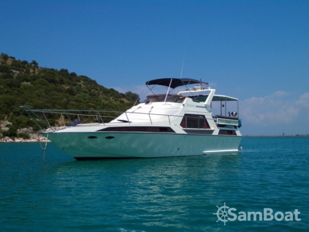 Bootsverleih Fairline-Boats Fairline Phantom 46 - 3 cab. Kukljica Samboat