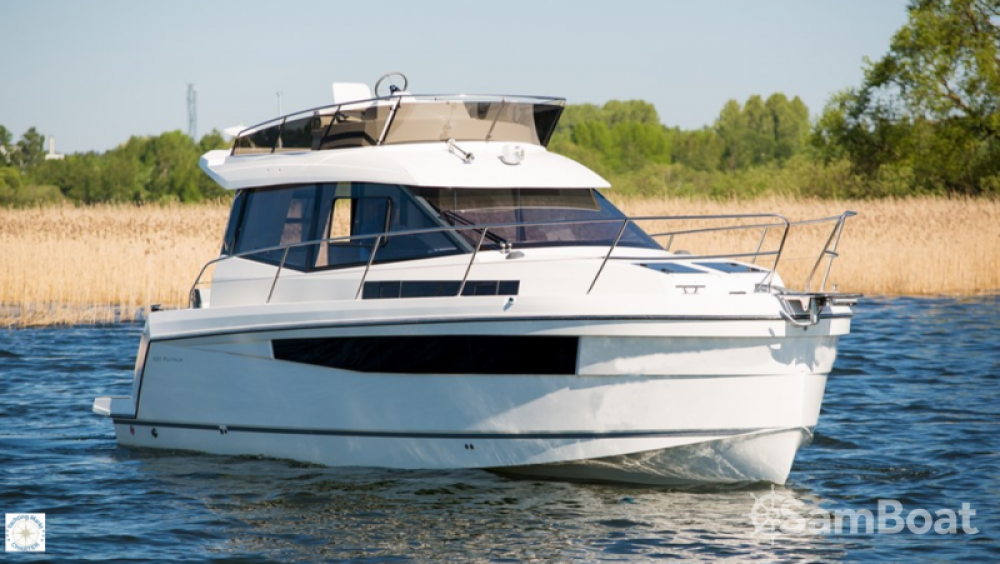 Boat rental Kukljica cheap Platinum 989 Fly