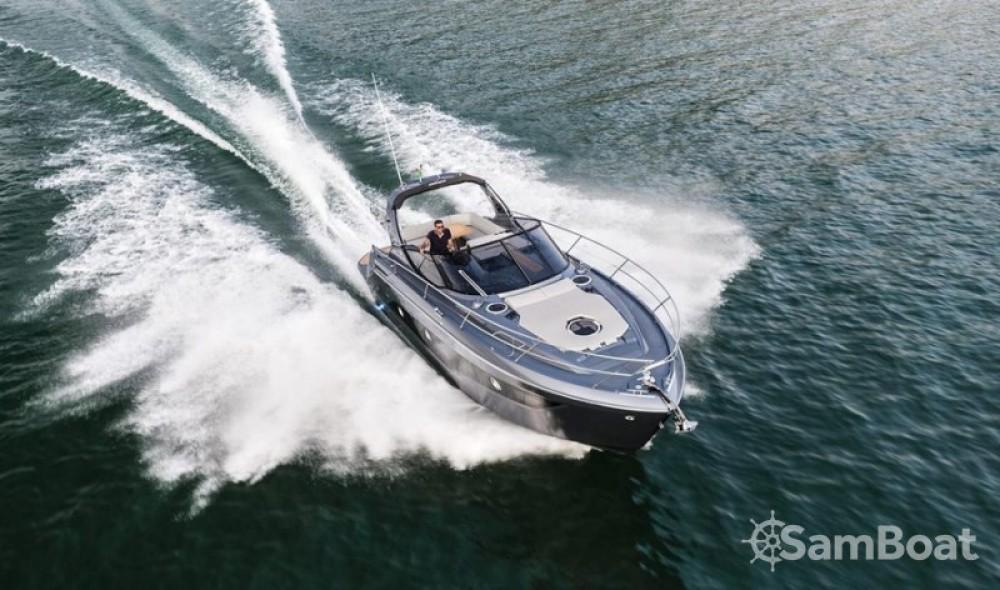 Alquiler de barcos Cranchi Z 35 enMarina LAV en Samboat