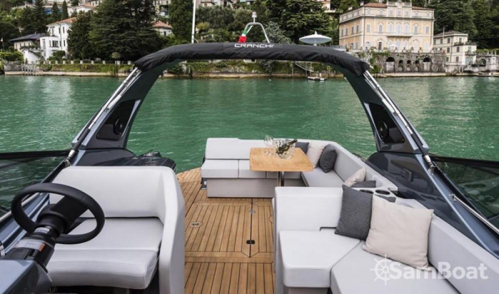 Cranchi Z 35 entre particulares y profesional Marina LAV
