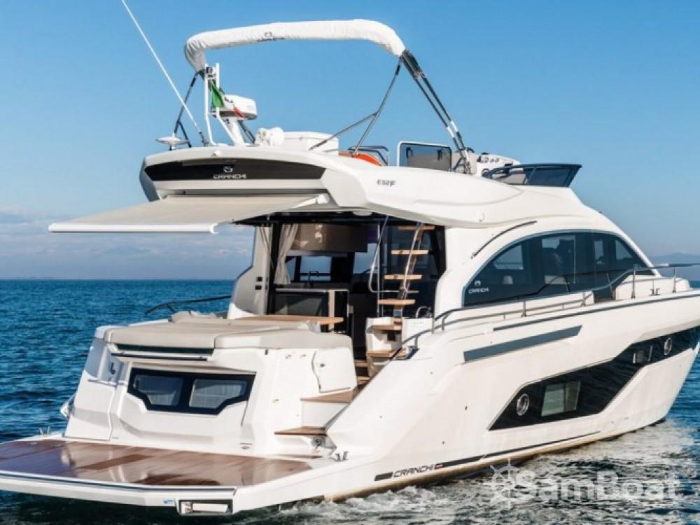 Rental yacht Split - Cranchi E 52 F on SamBoat