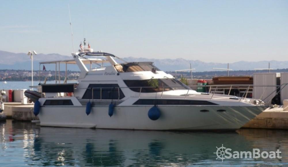 Motorboot mieten in Kukljica zum besten Preis