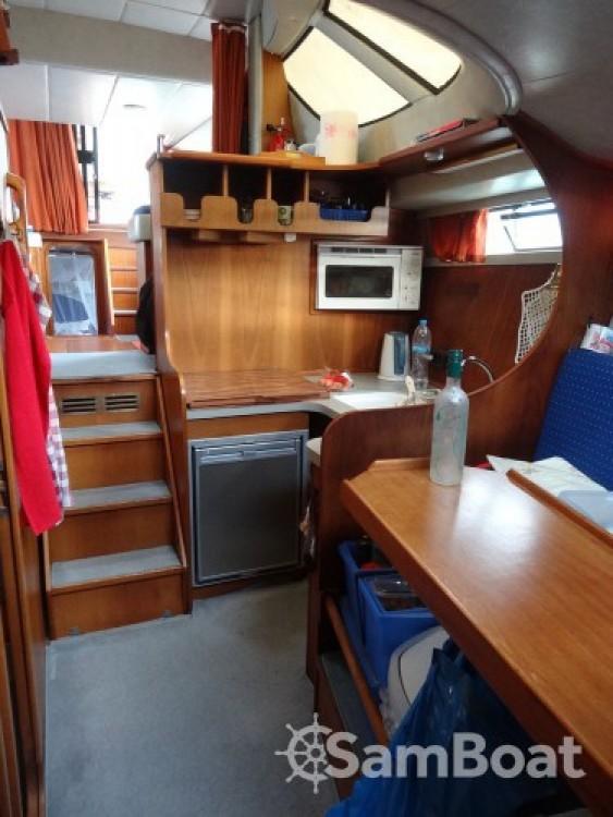 Vermietung Motorboot Fairline-Boats mit Führerschein