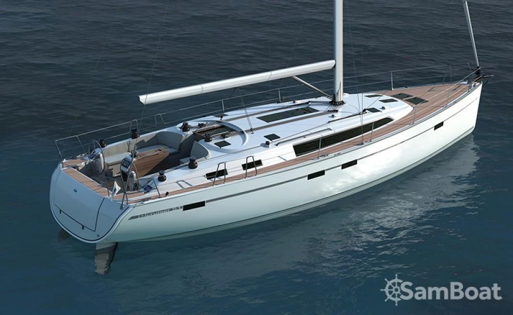 Rent a Bavaria Cruiser 51 Corfu