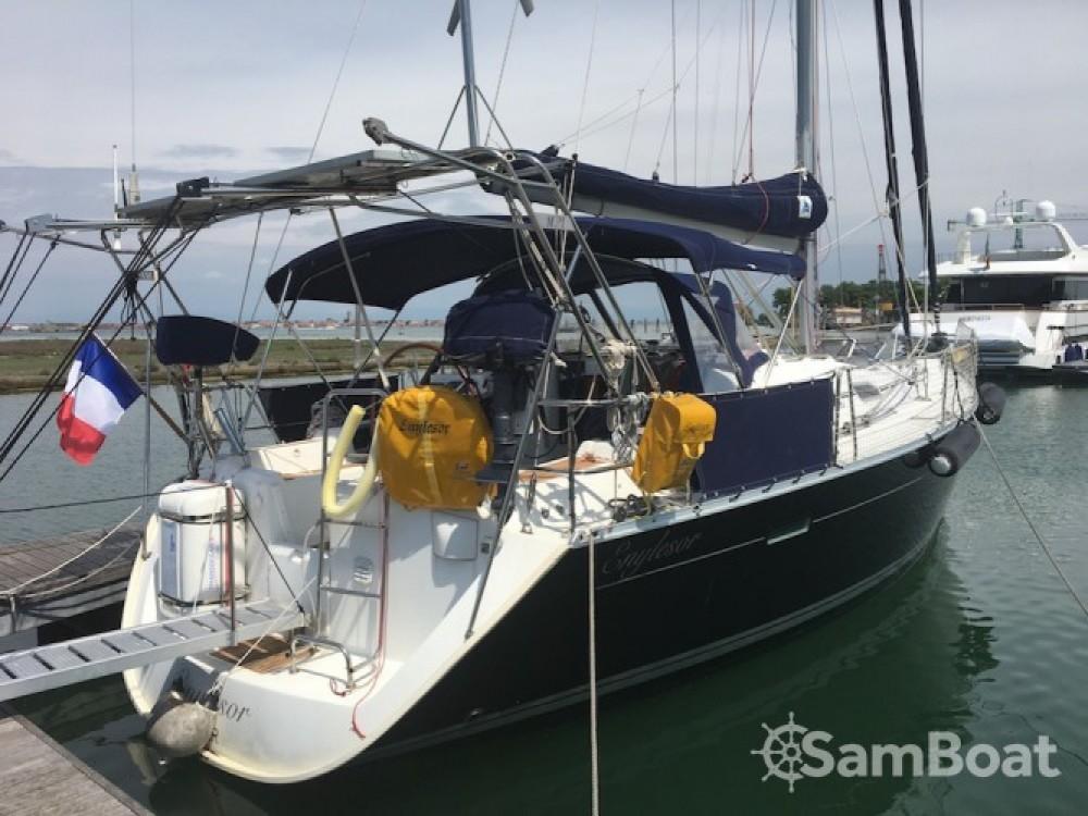 Bénéteau Oceanis 393 Clipper tra personale e professionale Venezia