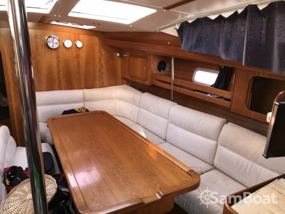 Rental Sailboat in Port-Haliguen - Kirie Feeling 39 DI