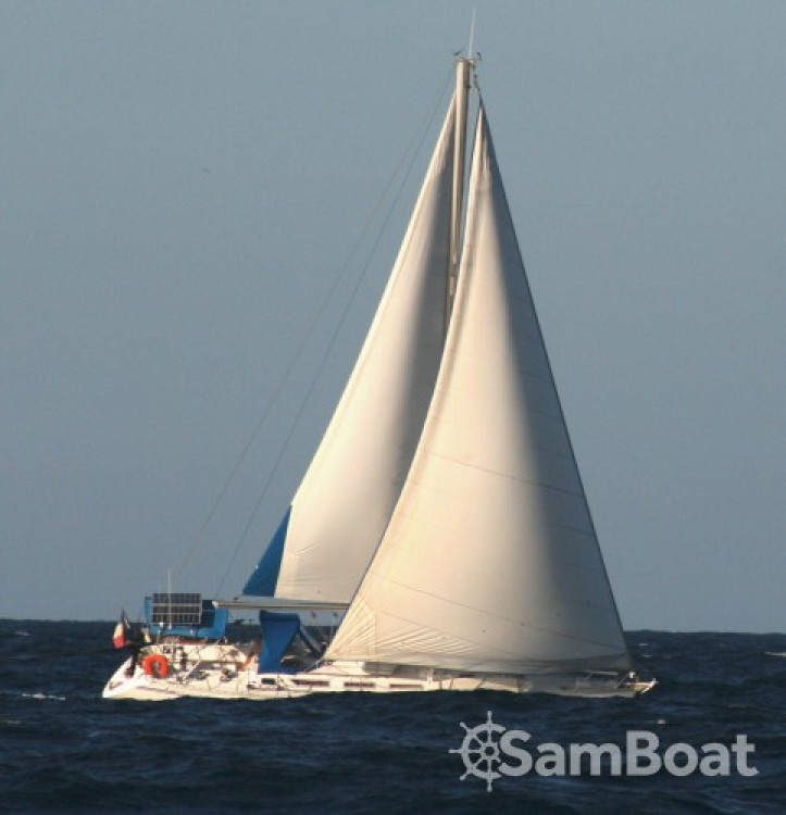 Rental yacht Pointe-à-Pitre - Jeanneau Sun Magic 44 on SamBoat