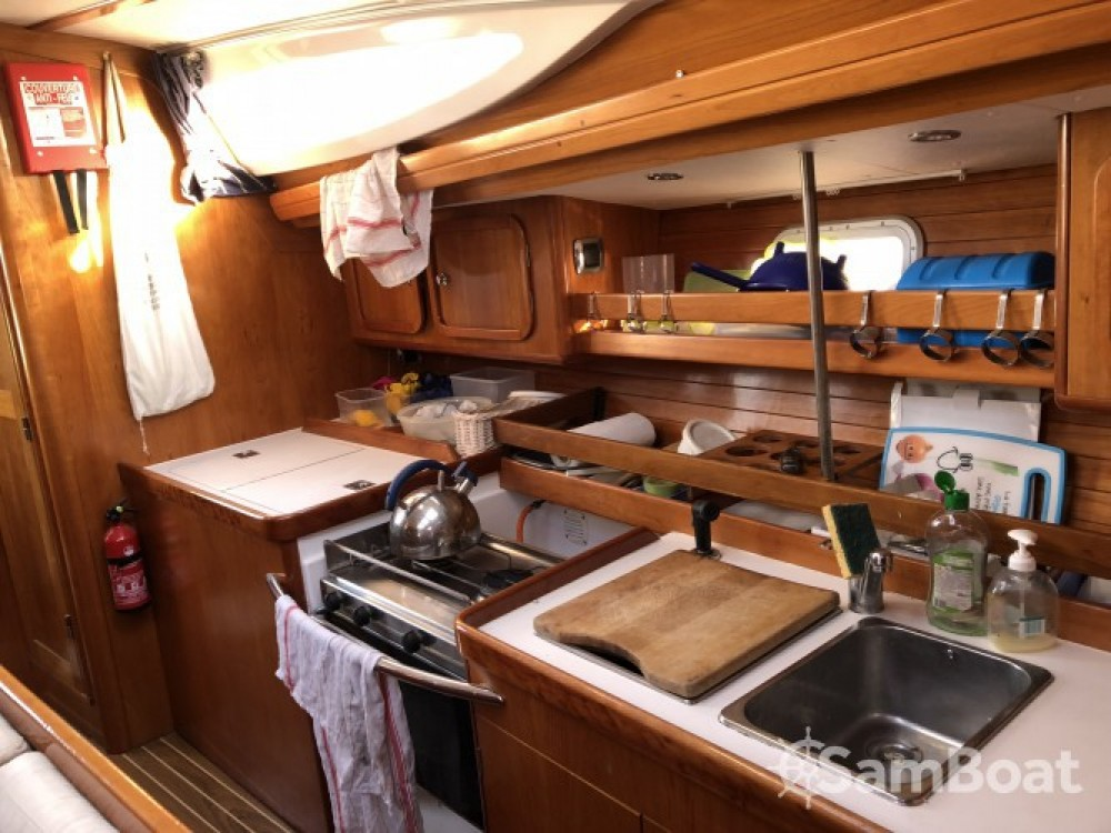 Rental yacht Port-Haliguen - Kirie Feeling 39 DI on SamBoat