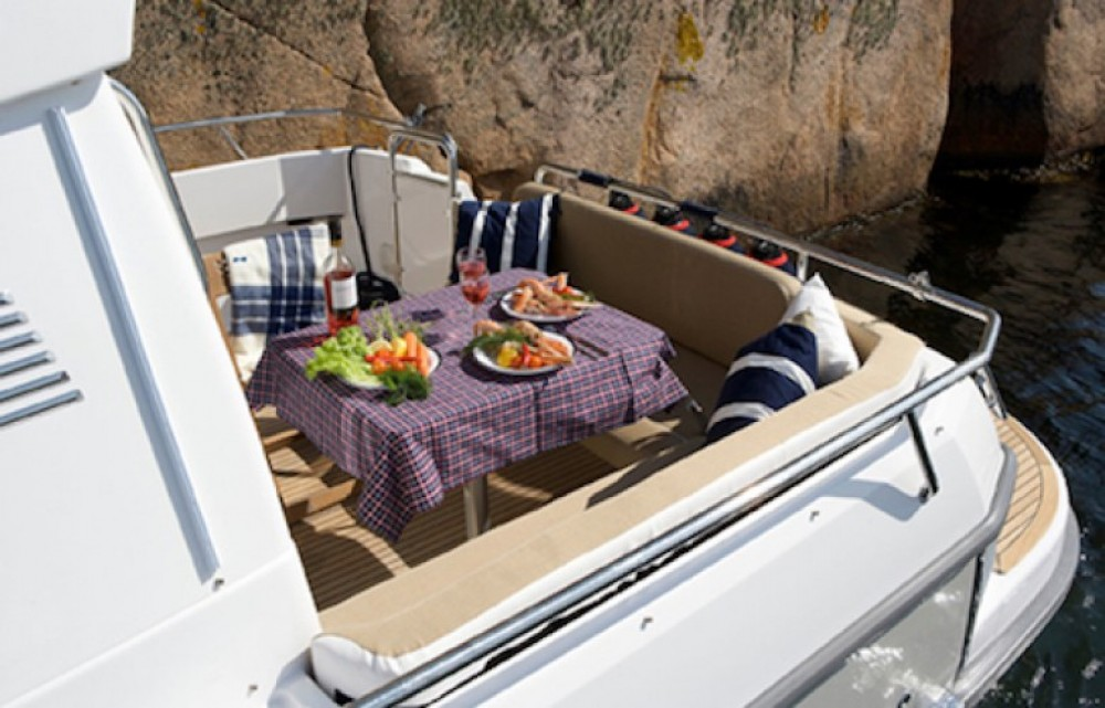 Alquiler de yate Quiberon - Nimbus Nimbus 365 Coupé en SamBoat