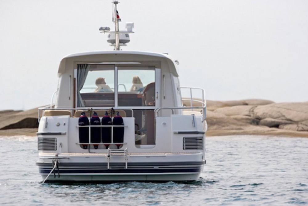 Alquiler de barcos Quiberon barato de Nimbus 365 Coupé