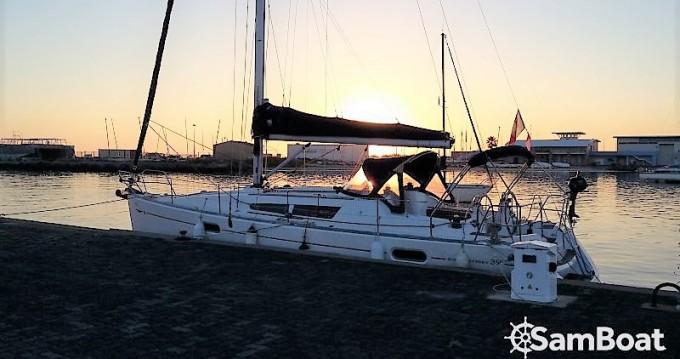 Rental Sailboat in Leucate - Jeanneau Sun Odyssey 39i