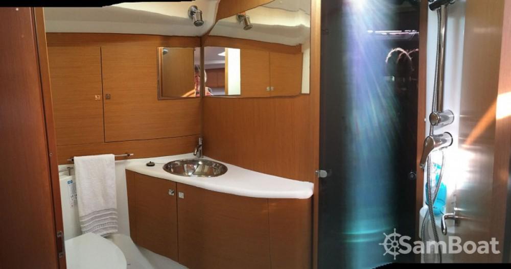 Alquiler de barcos Jeanneau Sun Odyssey 50 DS enLe Grau-du-Roi en Samboat