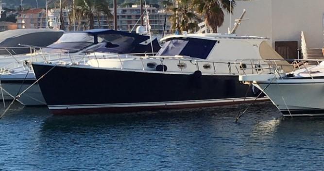 Louer Bateau à moteur avec ou sans skipper Egemar à Sainte-Maxime