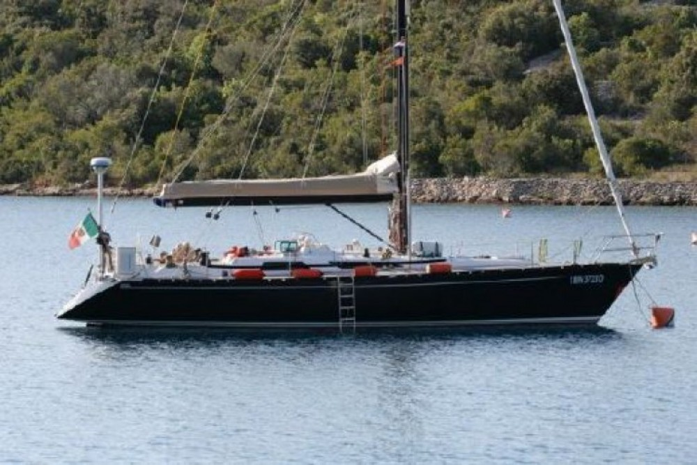 Louez un Baltic Yachts Baltic 43 à