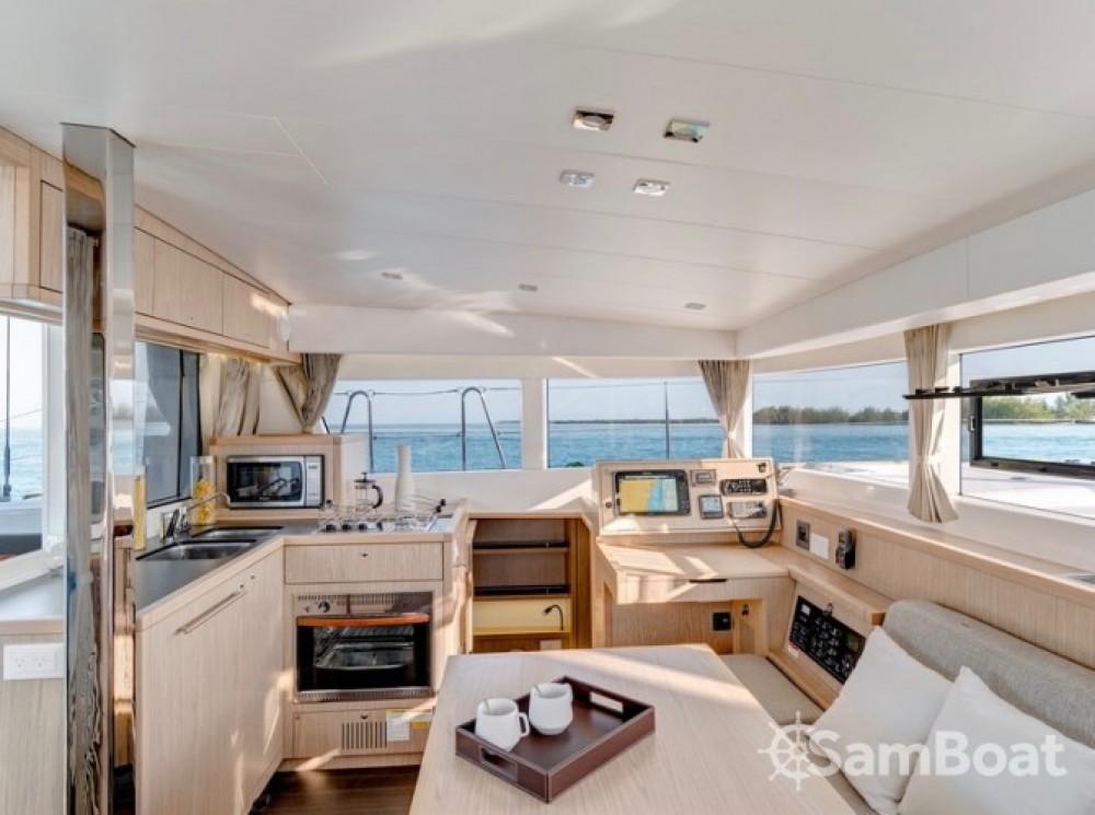 Location yacht à Croatie - Lagoon Lagoon 39 sur SamBoat