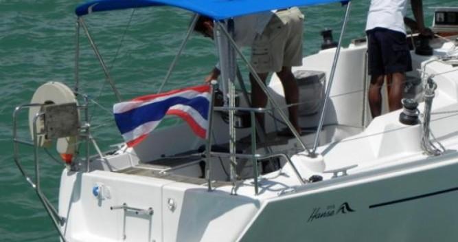 Louer Voilier avec ou sans skipper Hanse à Phuket