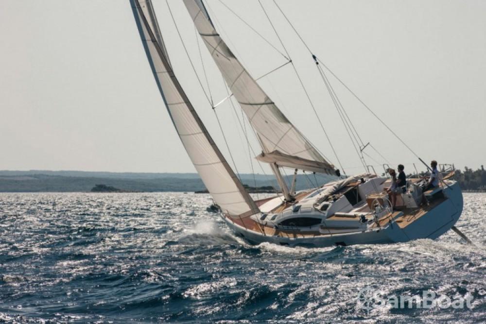 Location bateau Elan Impression 50 à Primošten sur Samboat