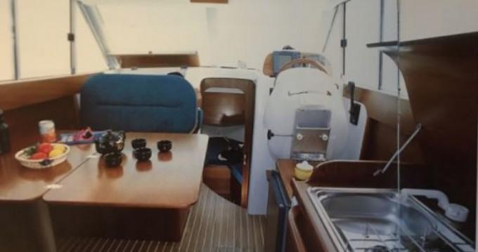 Location bateau Jeanneau Merry Fisher 805 à Saint-Cyr-sur-Mer sur Samboat
