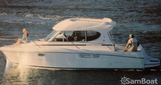 Location yacht à Saint-Cyr-sur-Mer - Jeanneau Merry Fisher 805 sur SamBoat