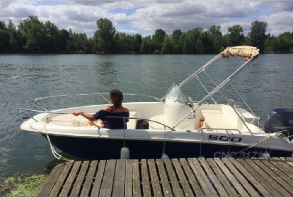 Louer Bateau à moteur avec ou sans skipper Bénéteau à Vaux-sur-Seine