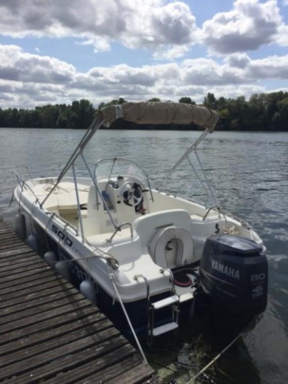 Location bateau Bénéteau Flyer 500 à Vaux-sur-Seine sur Samboat