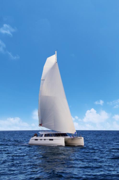 Louer Catamaran avec ou sans skipper Nautitech à Lávrio