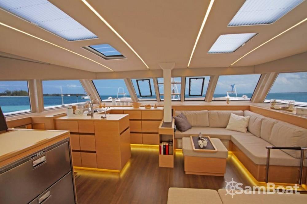 Location yacht à Lávrio - Nautitech Nautitech 46 sur SamBoat