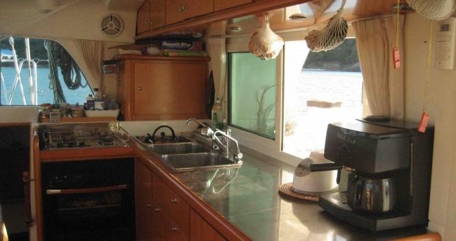 Location Catamaran à Raja Ampat Islands - Lagoon Lagoon 440