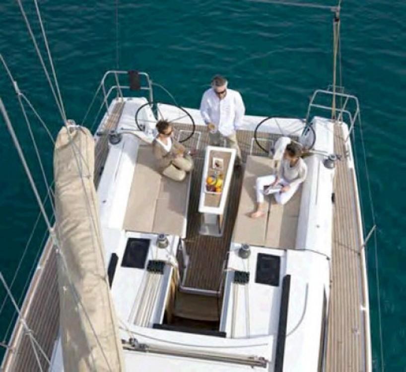 Location bateau Milta Bodrum Marina pas cher Dufour 410 Grand Large