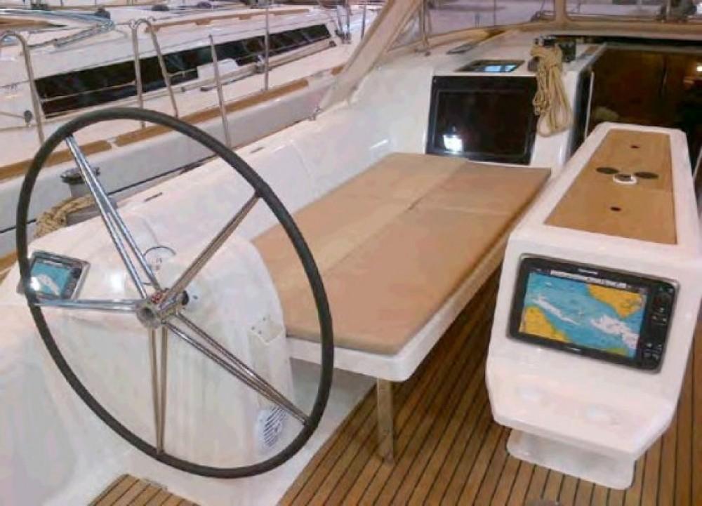 Location bateau Dufour Dufour 410 Grand Large à Milta Bodrum Marina sur Samboat