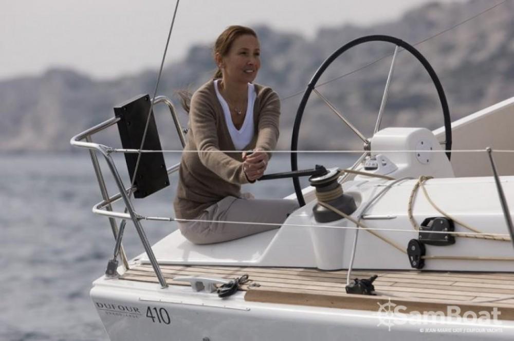 Location yacht à Milta Bodrum Marina - Dufour Dufour 410 Grand Large sur SamBoat