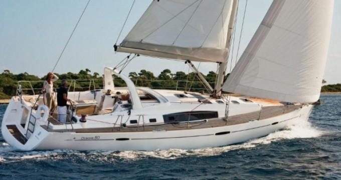 Noleggiare un'Bénéteau Oceanis 50 Central Greece