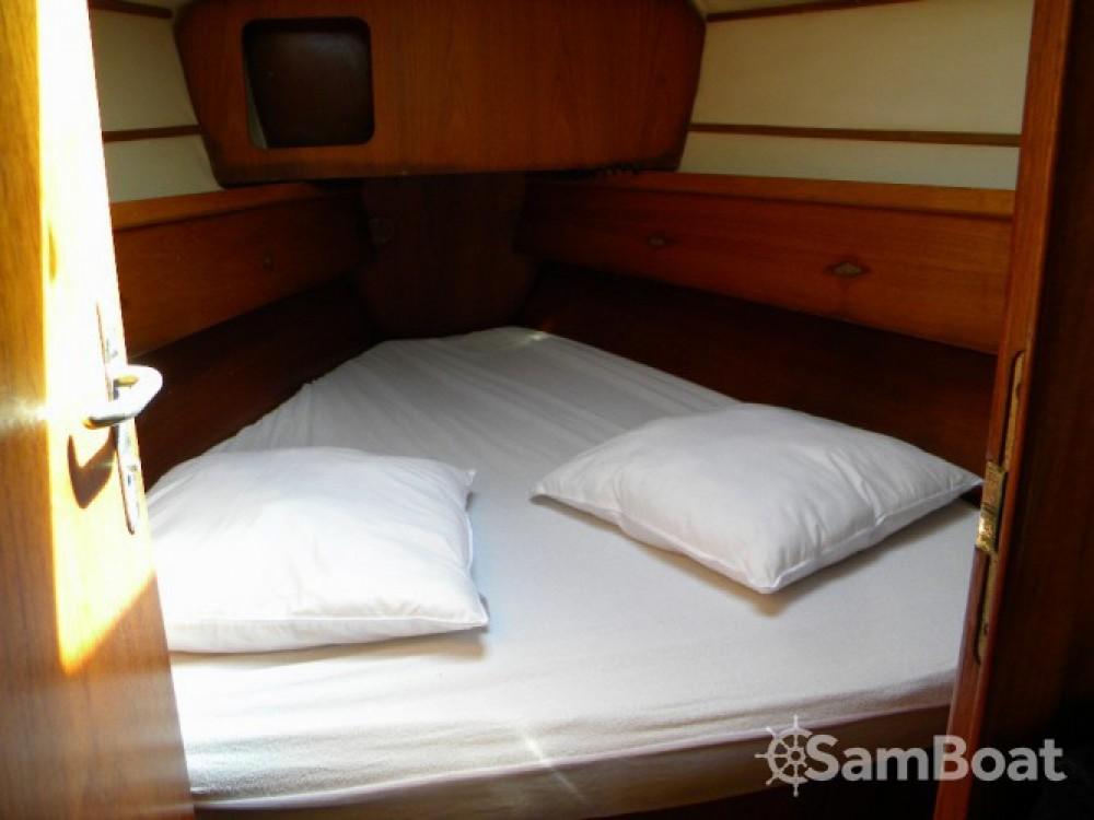 Rental Sailboat in Pointe-à-Pitre - Jeanneau Sun Odyssey 35